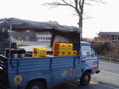 véhicule de livraison